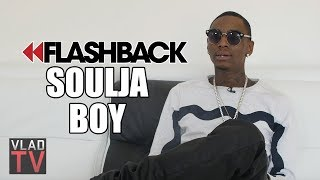 "Soulja Boy: Drake Took My Bars and Flow on ""Miss Me"" (Flashback)"