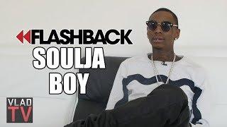 Soulja Boy: Drake Took My Bars And Flow On