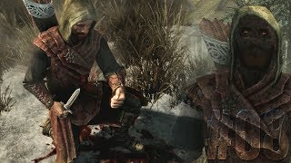 The Elder Scrolls V: Skyrim SE / Вакханалия ВАМПИРОВ #08