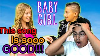 Jose Reacts: Ferran - Baby Girl (Official Music Video) | The Royalty Family