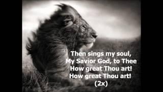 How Great Thou Art (Chris Rice)