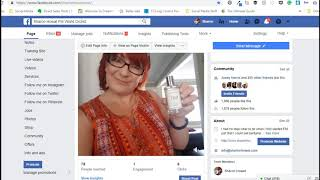 Invite people who like your posts to LIKE your Facebook Page - Google Chrome Extension