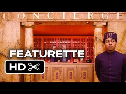 The Grand Budapest Hotel Featurette 'Lead Duo'