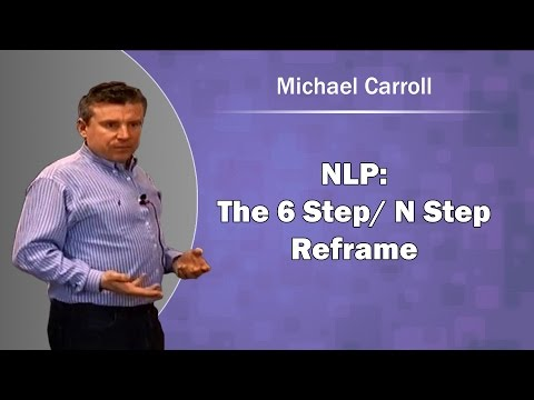 NLP: The 6 Step/ N Step Reframe