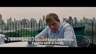 Tráiler Inglés Subtitulado en Español The Big Short