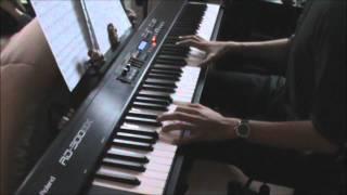 Es ist ein Ros entsprungen (piano cover)