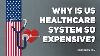 🏥 Why is US health care system so expensive? | Why are medical bills so high?