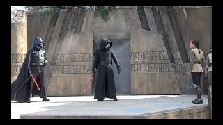 Jedi Training Academy: Trials of the Temple UPDATED w/ Vader & Kylo, Disney Hollywood Studios