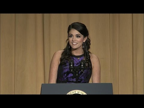 Cecily Strong Remarks at the White House Correspondents Dinner