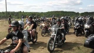preview picture of video 'Czarna Woda 2013. Wyjazd na paradę cz1.'