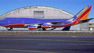Southwest Airlines Concept Fleet