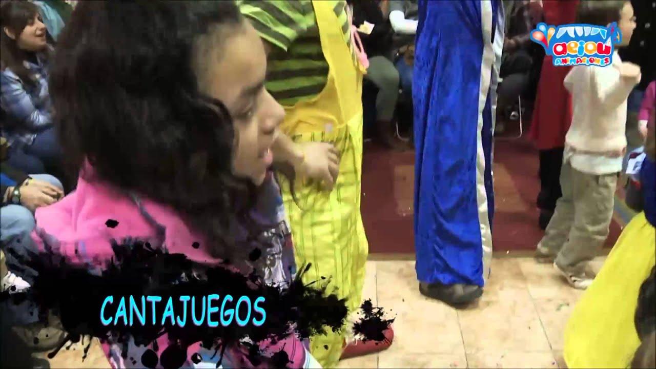 Animación de fiestas infantiles en Granada: payasos magos