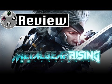 Metal Gear Rising: Revengeance Review (PS3) video thumbnail