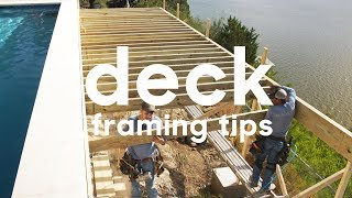 5 Tips for Building a Durable Deck