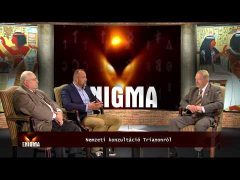 FIX TV | Enigma - Nemzeti konzultáció Trianonról | 2017.09.19. letöltés