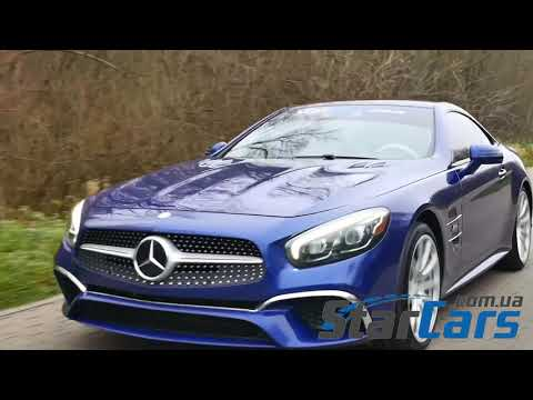 Mercedes-Benz SL 450 Designo Edition 2017
