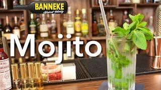 Mojito - Rum Cocktail selber mixen - Schüttelschule by Banneke