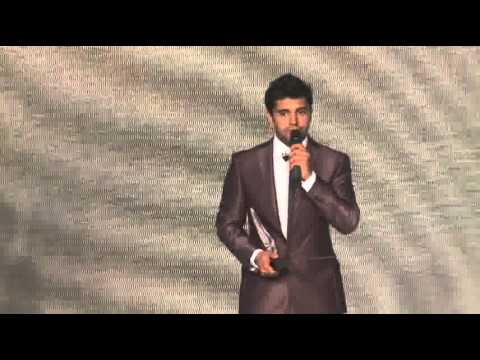 Nivin Pauly - AUDI RITZ ICON AWARDS (Chennai Edition) - 2014