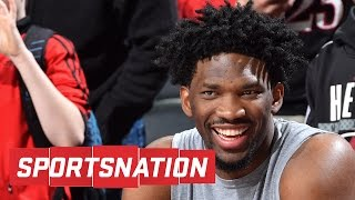 Today I DefendTheLand on ESPN SportsNation