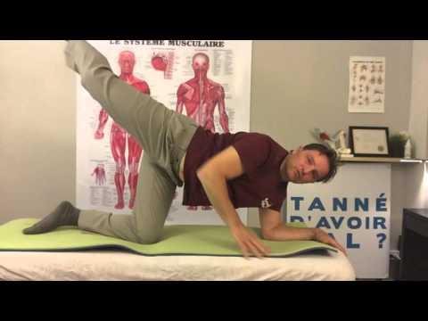 Comme faire les exercices pour que les muscles