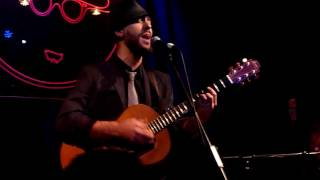 Charlie Winston - Hello Alone live @ Band On The Wall, Manchester 16 09 2016