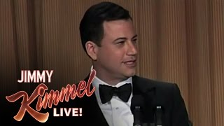 Jimmy Kimmel Hosts The 2012 White House Correspondents Dinner