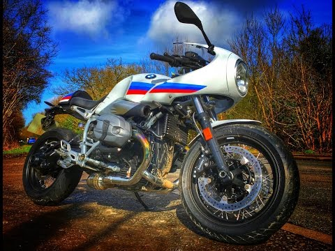BMW RnineT Racer Review