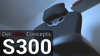 Nitro Concepts S300 - Der BESTE Gaming Stuhl unter 300€ [German Review]