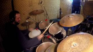 88 finger louie Tomorrow Starts Today (drum cover)