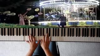 """Ветер перемен"". Версия на пианино."