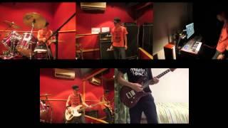 [カバー] MAN WITH A MISSION - Distance - 歌ってみた+ドラム+ベース+キーボード&エフェクト W/ Masaya Nakagoshi(ギター)
