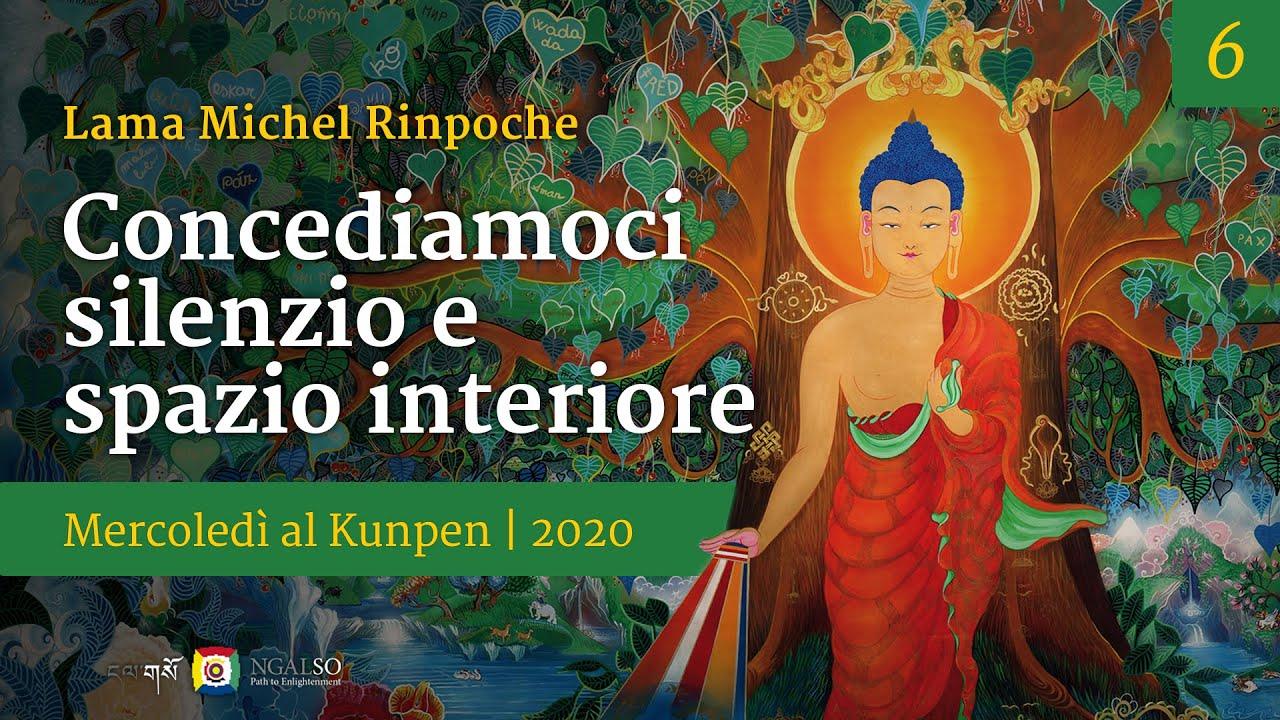 Mercoledì con Lama Michel Rinpoche - insegnamenti e meditazione Autoguarigione NgalSo