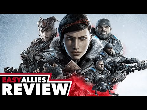Gears 5 - Easy Allies Review - YouTube video thumbnail