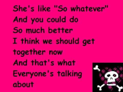 Girlfriend - Avril Lavigne (Lyrics)