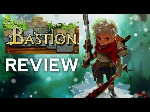 bastion ios trailer