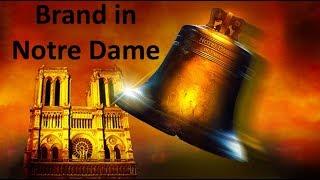 Brand In Notre Dame De Paris Und Die Symbolik Dahinter - Wjatscheslaw Seewald