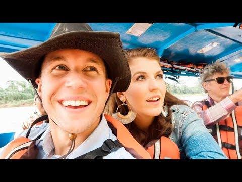 The Amazon Rainforest! This was INSANE!   Peru Travel Vlog