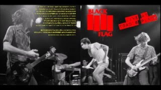 Black Flag - Live @ Toad's Place, New Haven, CT, 2/2/83