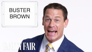 John Cena Teaches You Trucker Slang | Vanity Fair