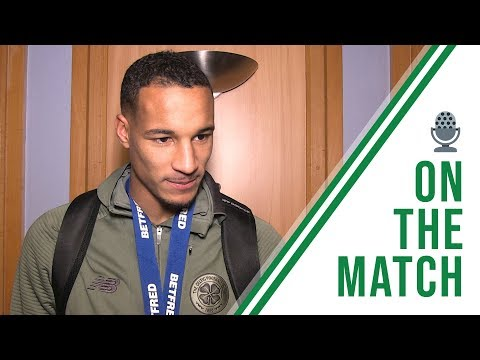Christopher Jullien on the Match | Rangers 0-1 Celtic | CELTIC WIN 10TH TROPHY IN A ROW!