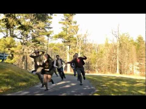 The Lucky Jukebox Brigade - Dollhouse (OFFICIAL MUSIC VIDEO)