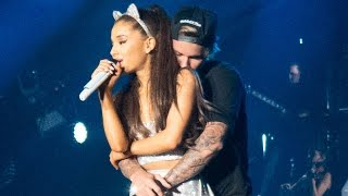 Justin Bieber  Ariana Grande - As Long as You Love Me (Live)
