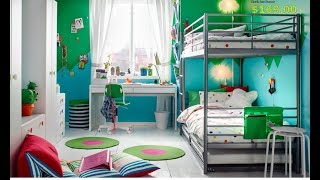 Best Kids Bedroom 2019! IKEA