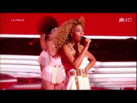 Beyoncé- Run The World Girls X Factor France 2011 HD