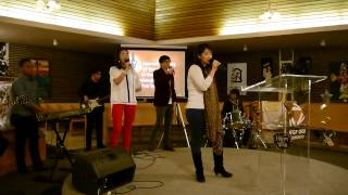 For All You've Done - Hillsong United (Full Band Cover) by IFGF Toronto - New Year 2013