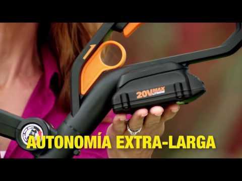 Cortador de Grama a Bateria Worx