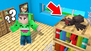 ULTIMATE HIDING SPOT In MORPH Hide And Seek! (Minecraft)