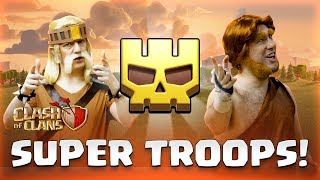Clash of Clans: Super Troops Dev Update!