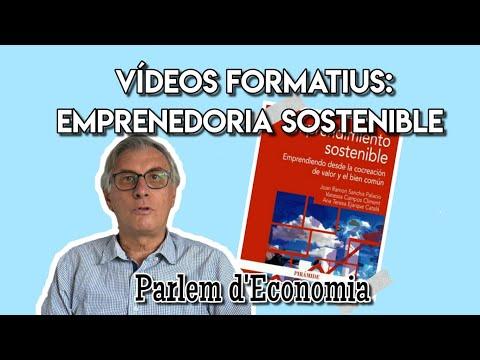 0 - Presentación del libro Emprendimiento Sostenible[;;;]0 - Presentació del llibre Emprenedoria Sostenible[;;;]