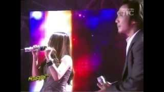 Charice & Arnel Pineda duet — 'A Whole New World' on ASAP XV